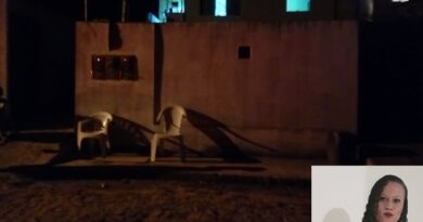 Homicídio: Mulher é executada a tiros no bairro Santa Mônica em Baixo Guandu-ES.