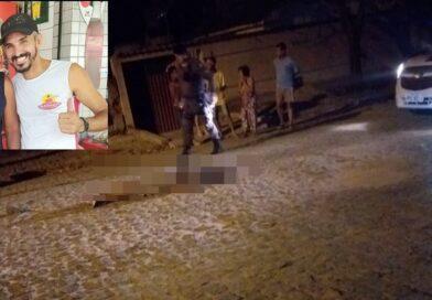 Homocídio: Pintor é assassinado a tiros em Baixo Guandu-ES.