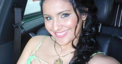 Cigano suspeito de matar ex-namorada Cenimara, estilista Guanduense é preso em Minas Gerais.