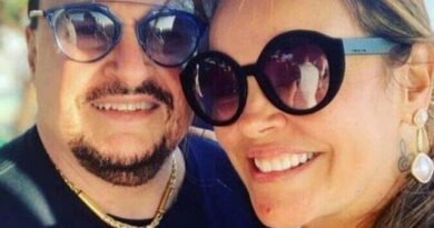 Viúva do vocalista Paulinho, do Roupa Nova, está grávida do marido falecido.